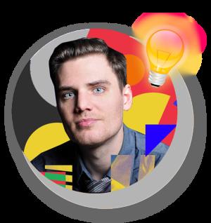 Joshua Lutz Circular Headshot