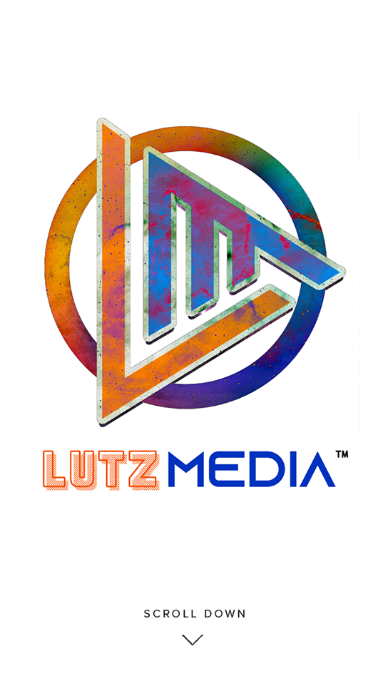 Lutz Media Home Screen Mobile Image 1